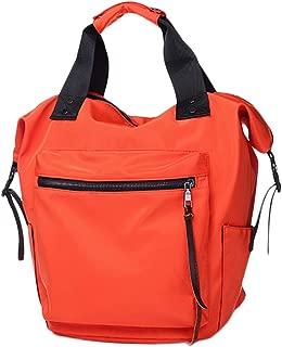 Casual Laptop Backpack Nylon Top Handle Bag Tote Bag Handbags Shoulder Bag Travel Daypack School Bag for Women Mens