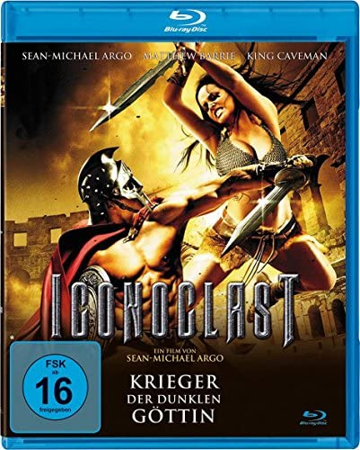 Iconoclast Blu Ray Reg A B C Import Germany product image