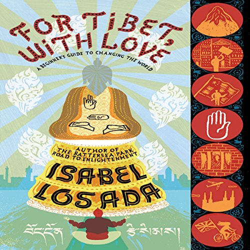 For Tibet, with Love audiobook cover art