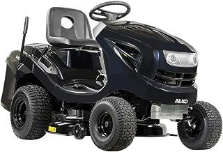 AL-KO Black Edition - Tractor de césped (5,8 kW de Potencia del Motor, 1 Cilindro de 352 CCM, Ancho de Corte, 93 cm de Anc...