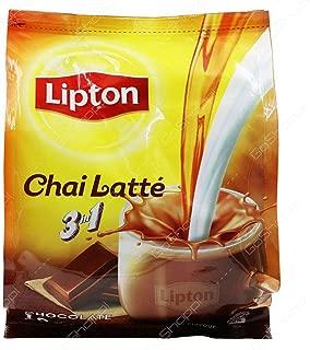 Lipton Chai Latte 3in1 Instant Tea Chocolate, 18 Sachets