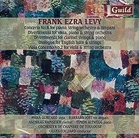 Levy: Piano Concerto No 6/Viol