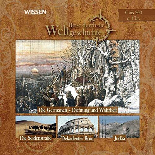 0 bis 200 n. Chr. audiobook cover art