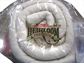 Hobbs Batting Heirloom 80/20 Cotton/Poly Queen Size Quilt Batting