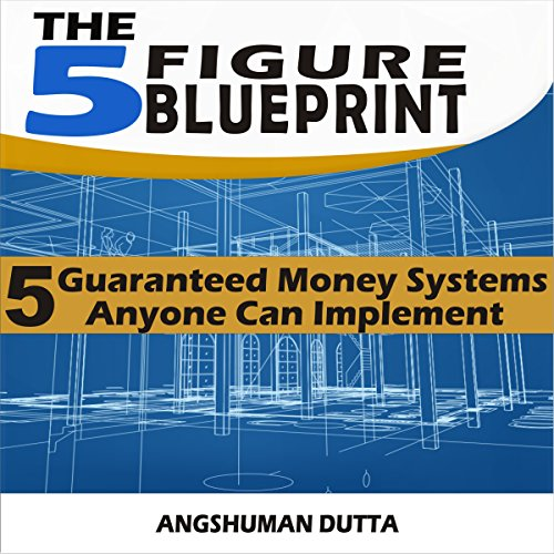 The 5 Figure Blueprint audiobook cover art