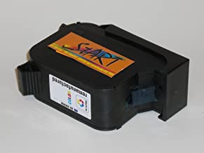 Start - 1 Replacement Ink Cartridge for HP Cartridge Number 78 also C6578D-Colour Suitable for the following printers: HP Photosmart 1000 / 1100 / 1115 / 1215 / 1218 / 1315. HP Officejet (All-In-One) G55 / G85 / G95 / K60 / K80 / V40 / V45 / PSC720 / PSC750 / PSC950 / 5110. Immediately insert the ink Cartridges-No chip conversion - 100% level Indicator-Top-QUALITY ink cartridge.