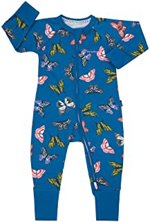 Bonds Wondersuit Butterfly Dance Teal