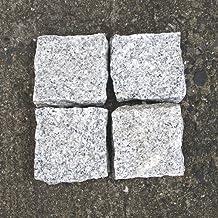 半丁掛 ピンコロ 90×90×45(mm) 20個セット 白御影