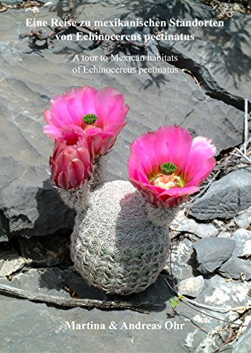 Eine Reise zu mexikanischen Standorten von Echinocereus pectinatus: A tour to Mexican habitats of Echinocereus pectinatus