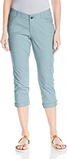 LEE Women's Petite Midrise Fit Essential Chino Capri Pant
