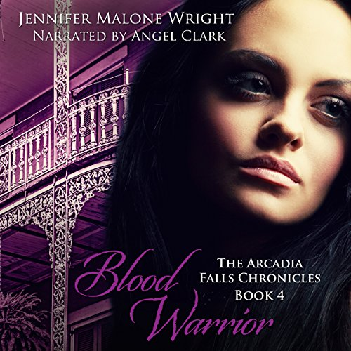 Blood Warrior Audiobook By Jennifer Malone Wright cover art