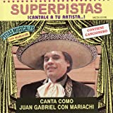 Canta Como Juan Gabriel con Mariachi