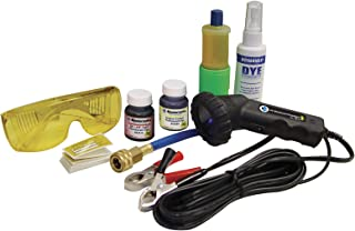 MASTERCOOL 53351-B Black Professional UV Leak Detector Kit