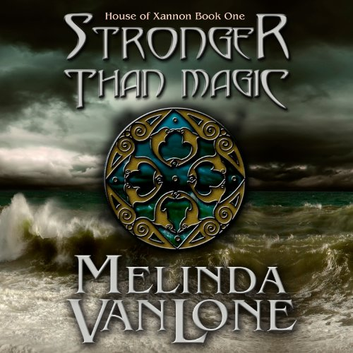 Stronger Than Magic audiobook cover art