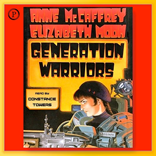 Generation Warriors audiobook cover art