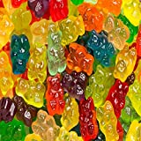 GUMMY BEAR FRAGRANCE OIL - 1 OZ - FOR CANDLE & SOAP MAKING BY VIRGINIA CANDLE SUPPLY - FREE S&H IN USA