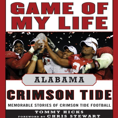 Game of My Life: Alabama audiobook cover art