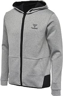 hummel grey hoodie