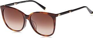نظارات شمسية من ماكس مارا للنساء بعدسات بنية