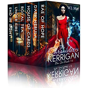 The Chronicles of Kerrigan Box Set Books # 1 - 6 Paranormal Fantasy Young Adult/New Adult Romance