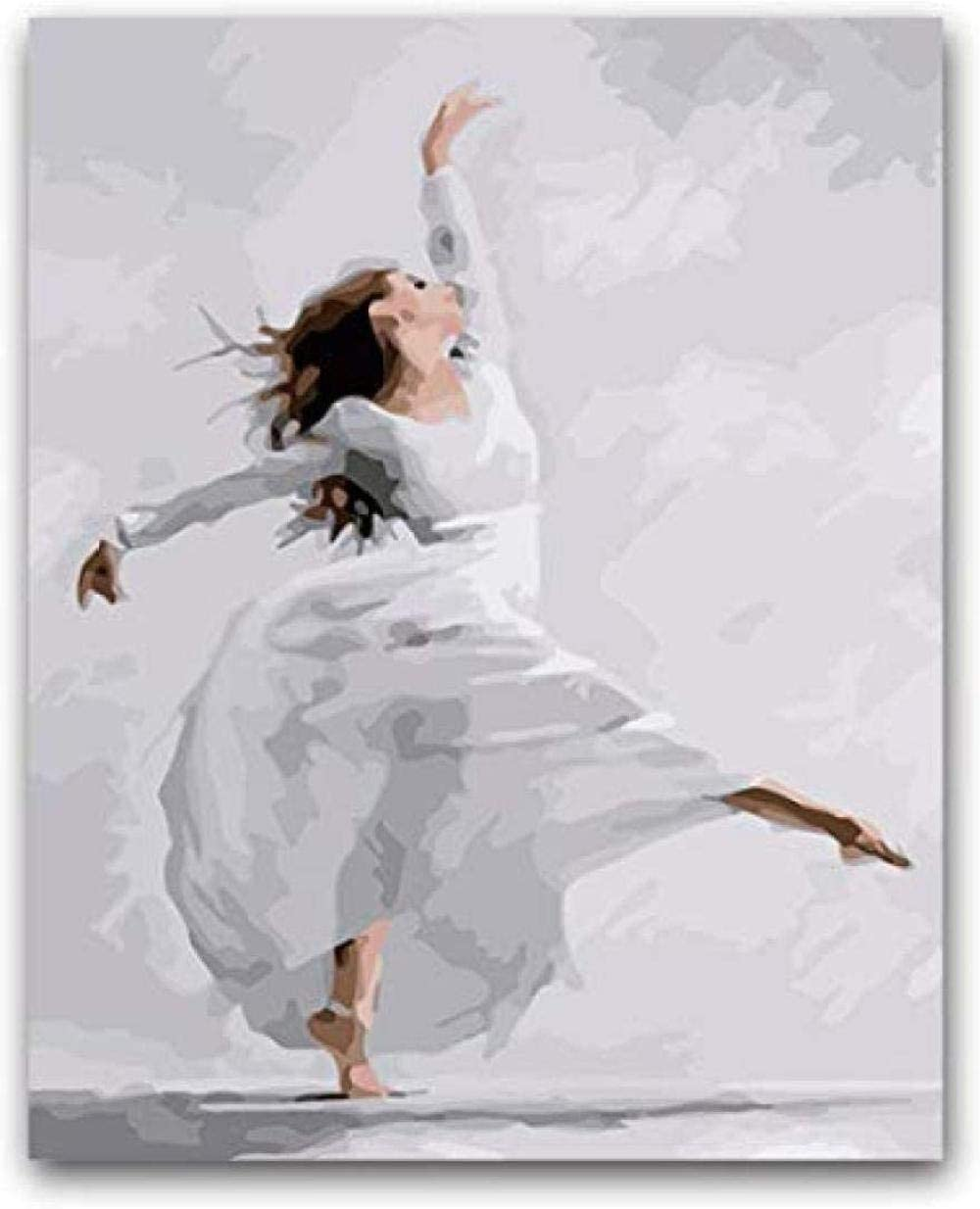 Digital Painting Kits Dancing Girl Elegant Sales of SALE items from new works and Decorat Dallas Mall Beautiful