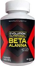 EVOLUTION BETA ALANINA BOTE NATURAL 90 G (180 CAPS)