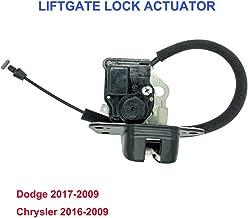 Door Lock Actuator 746-262(Integrated With Latch)Fits Dodge Latch Door Actuator 4589243AG for Chrysler/Jeep Liftgate Lock Actuator