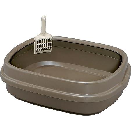 アイリスオーヤマ ネコのトイレ ブラウン