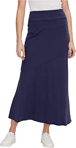 Bethany Cotton Modal Maxi Skirt