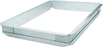 Winco Aluminum Sheet Pan Extender, Half
