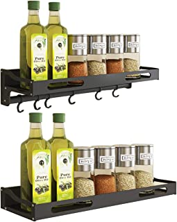 Best spice racks on wall Reviews