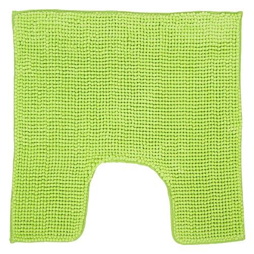 Differnz 31.102.88candore Tappeto di WC, Lime Green/con colore