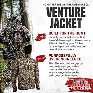 Badlands Venture Jacket Waterproof Insulated Hunting Coat
