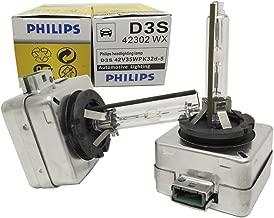 Philips Kit de 2bombillas XenStart Standard OEM 42302–Bombilla xenón d3s 4300K 6000K 8000K