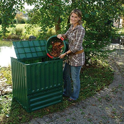 Garantia - Bac à Compost ECO-KING 600 litres GARANTIA