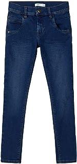 NAME IT Nittax Slim/XSL Dnm Pant Nmt Noos Jeans para Niños