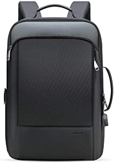 BOPAI Travel Backpack for Men Business Laptop Backpack 15.6 inch Smart Rucksack Anti Theft Backpack Large Capacity Multi-F...