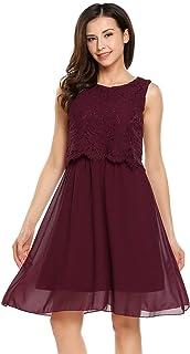 61f313ed0 Amazon.es: Vestidos De Fiesta Largos De Noche - HX fashion: Ropa