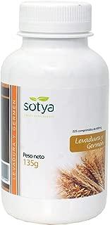SOTYA - SOTYA Levadura de Cerveza y Germen de Trigo 225
