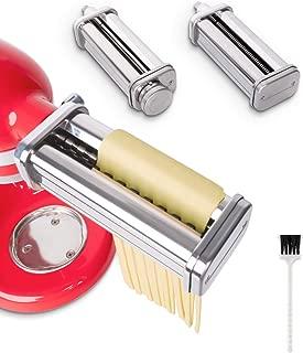 Best kitchenaid mixer pasta cutter Reviews