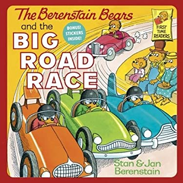 The Berenstain Bears And The Big Road Race (Turtleback School & Library Binding Edition) (First Time Reader)