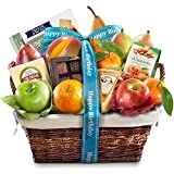 Birthday Deluxe Fruit Gift Basket...