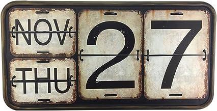 Calendario Perpetuo Da Parete.Amazon It Calendario Perpetuo Da Parete