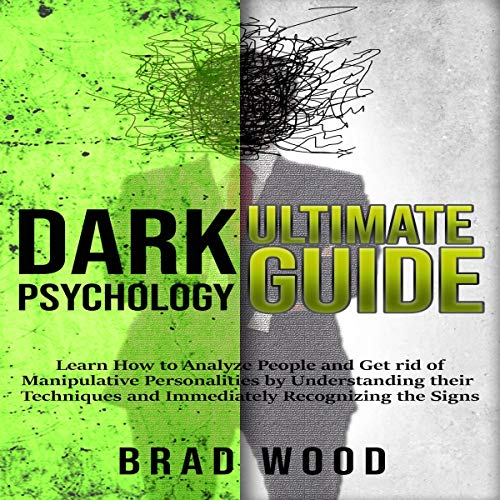 『Dark Psychology Ultimate Guide』のカバーアート