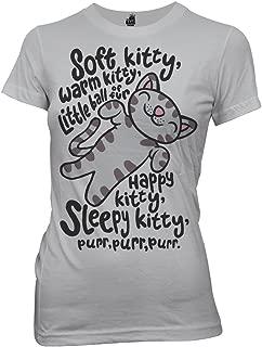 Big Bang Theory Soft Kitty Junior T-Shirt