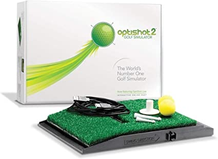 OptiShot 2 Golf Simulator for Home | Golf in A Box Series