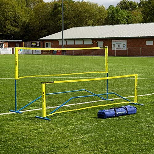 Vermont Procourt Mini Fußball-Tennisnetz (3 Größen erhältlich) (3m)