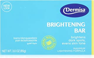 Dermisa Brightening Bar 3 oz (Pack of 3)