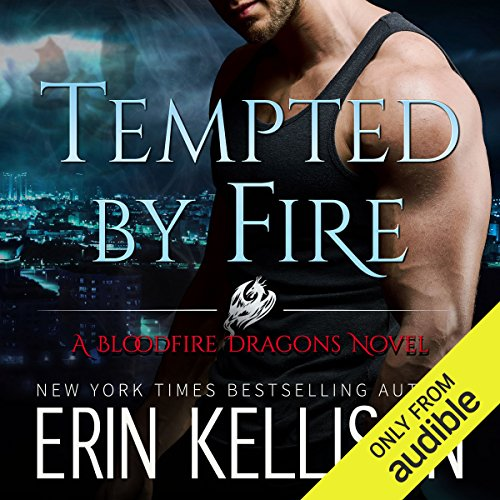 Tempted by Fire audiobook cover art