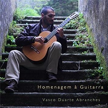 Homenagem à Guitarra